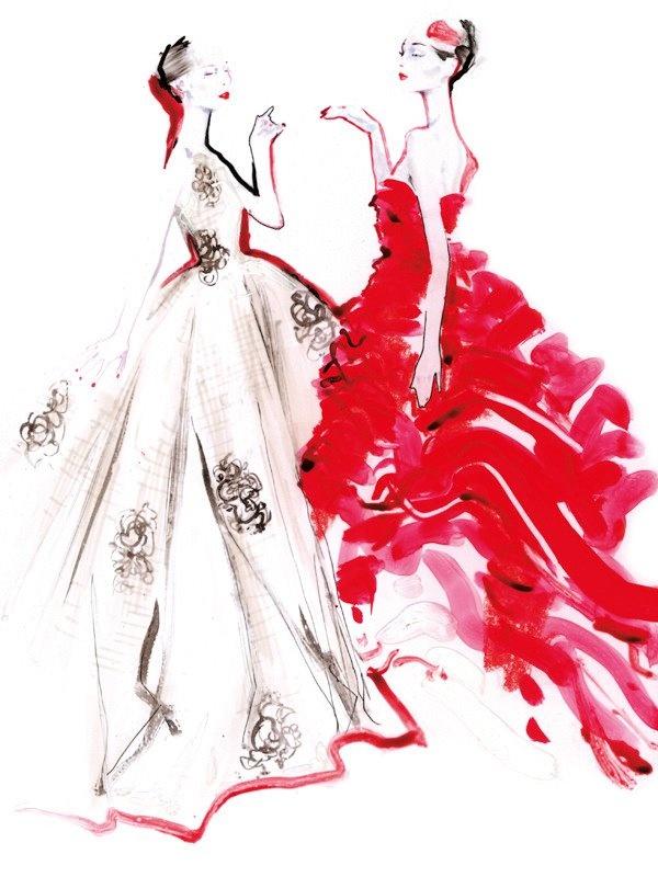 Datalife Engine Gt Версия для печати Gt Подборка эскизов одежды известных дизайнеров