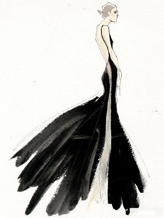 Эскизы Известных Дизайнеров Одежды