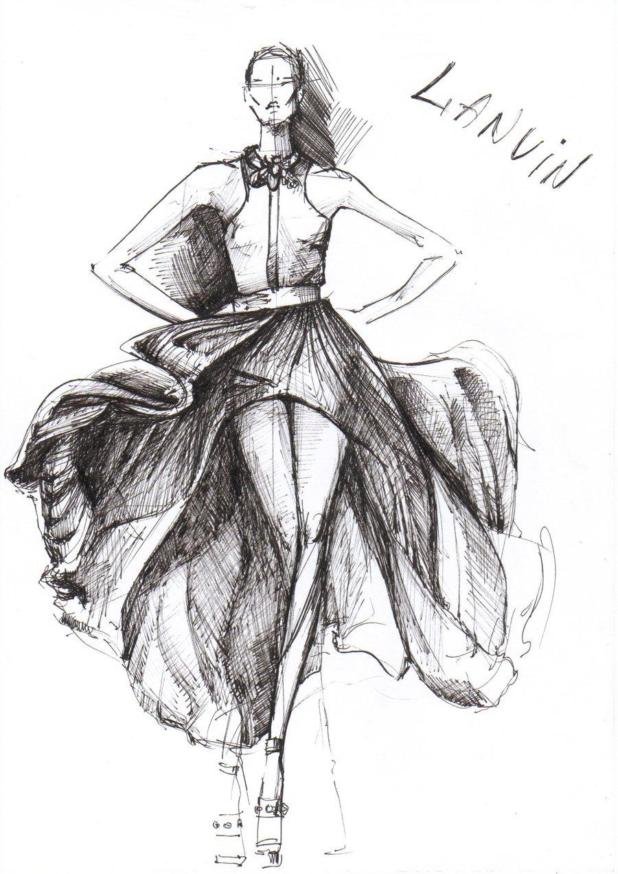 Presentation about fashion design 23