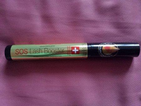 Комплексная сыворотка для ресниц с маслом арагана 5 в 1 SOS LASH BOOSTER от EVELINE
