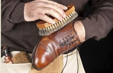 Уход за обувью Замшевая и велюровая обувь