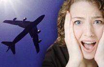Аэрофобия  - как избавиться от страха лететь самолётом