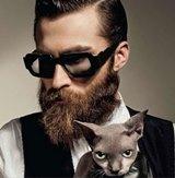 Мужская мода на длинные бороды возвращается