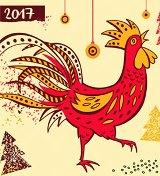 Что надеть на новый год 2017 - год огненно красного Петуха