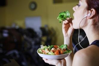 Что съесть девушке после тренировки для похудения вечером