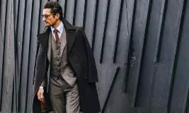 Базовый мужской гардероб на осень и зиму
