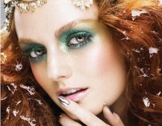 Прическа и макияж на новогодний корпоратив 2018
